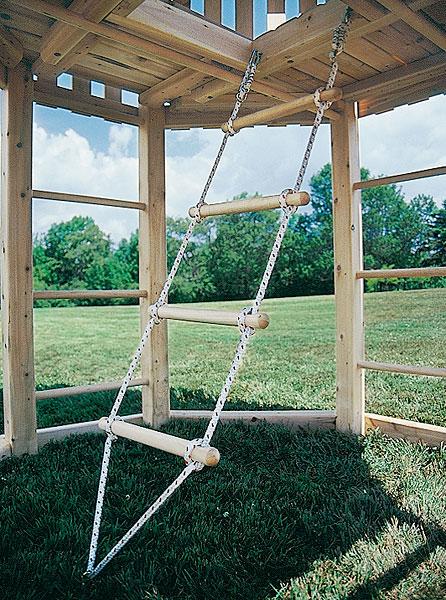 me work bunk beds with slide and rope. Black Bedroom Furniture Sets. Home Design Ideas