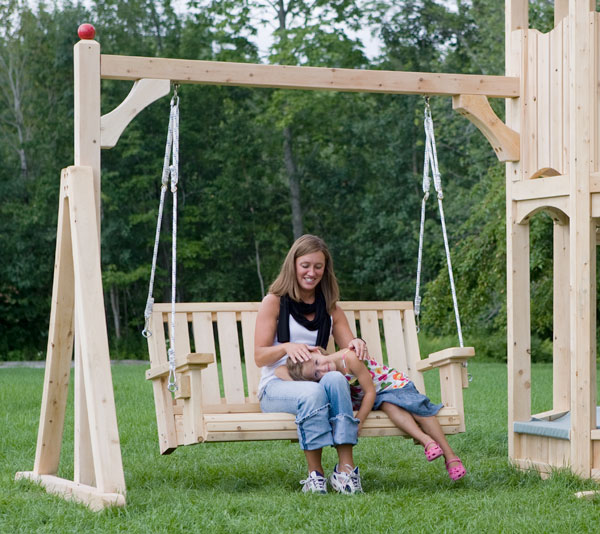 Serendipity Wooden Swing Set Play Set Accessories