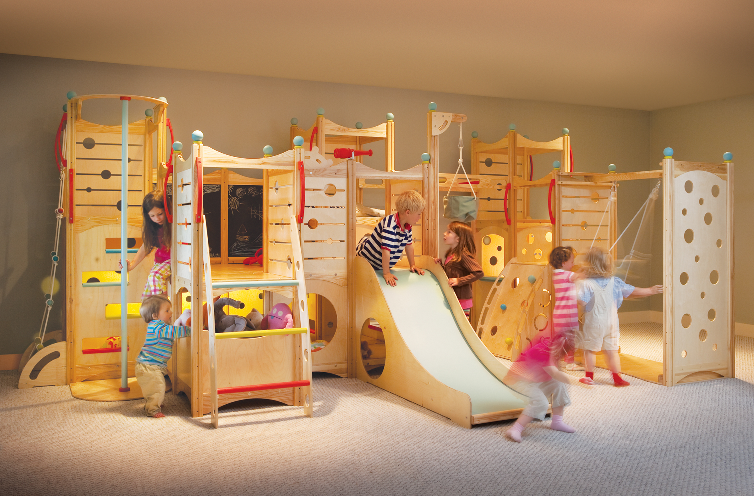 Indoor Playset For Kids Myideasbedroom Com